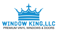 Window King | Replacement Windows & Doors Logo
