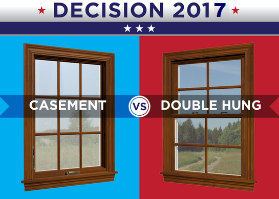 Casement Windows Vs Double Hung Everything You Must Know Window King Replacement Windows Doors